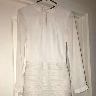 White Paradise.co Dress Size 6