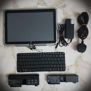 HP Pavilion TX1000 Accessories