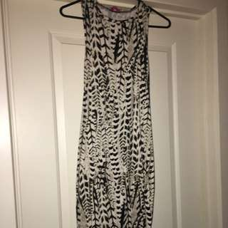 Supre Tight Mid Calf Dress