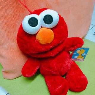 芝麻街Elmo