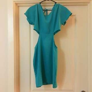 Ark & Co Cut Out Dress