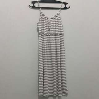 Stripe Dress By OldNavy