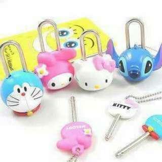 Character Locks