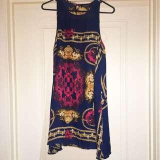 Ninie Babydoll Dress