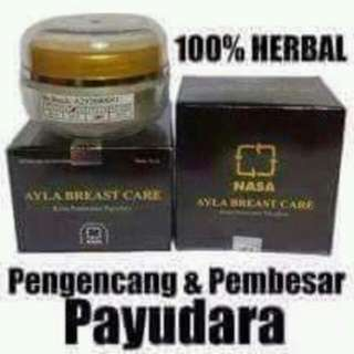 Ayla Best Care Herbal Pembesar Payudara