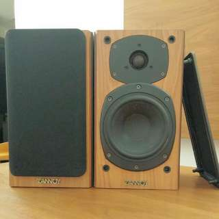 (HOLD)TANNOY mercury m1-cherry喇叭(英國製造)