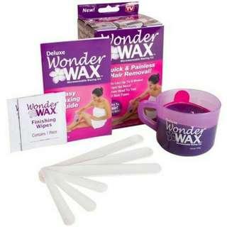 WONDER WAX PAINLESS HAIR REMOVAL PENCABUT BULU TANGAN KAKI