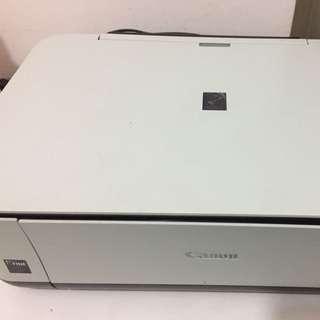 Canon Pm258 Printer