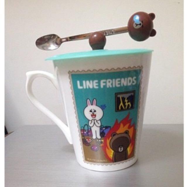 7-11 Line friends馬克杯