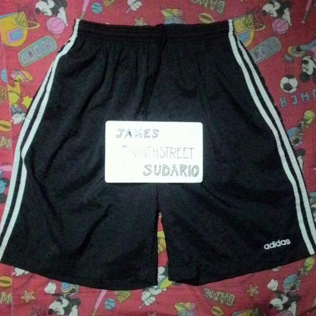 ✌RESERVED👍Adidas Track Shorts Pants 3 Stripes