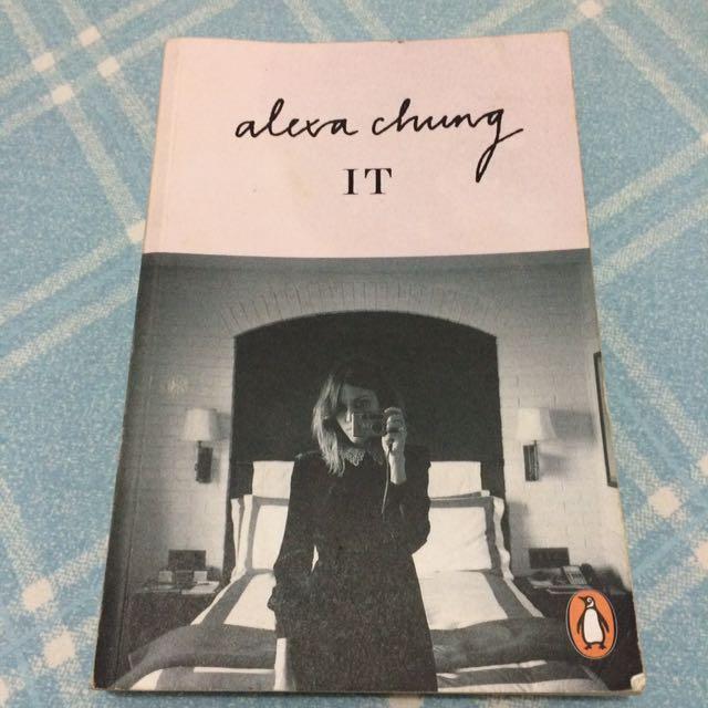 Alexa Chung - It (soft Cover)