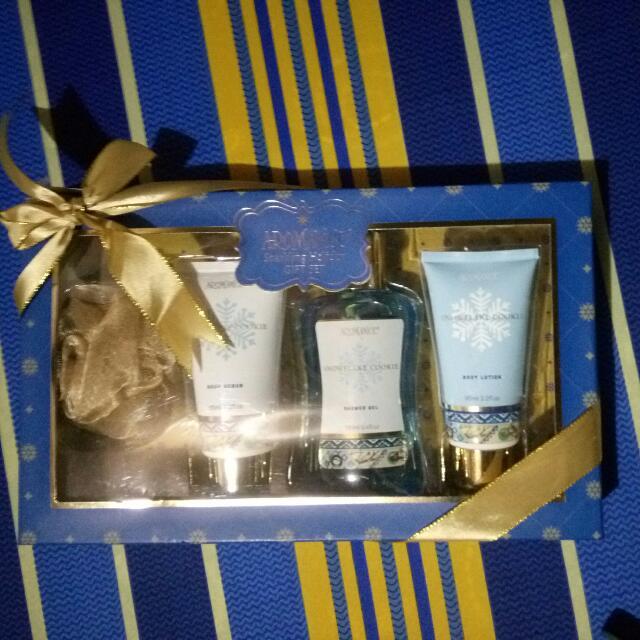 Aromanice Gift set
