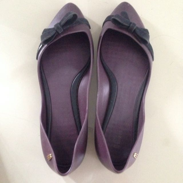 Auth Melissa Flat Shoes