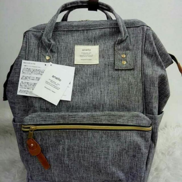 Authentic Anello Backpacks