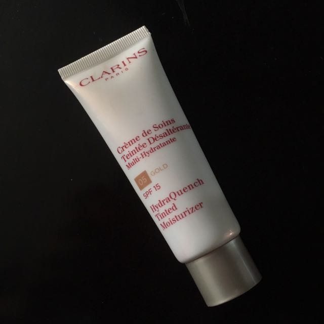 Authentic Clarins Paris Tinted Moisturizer