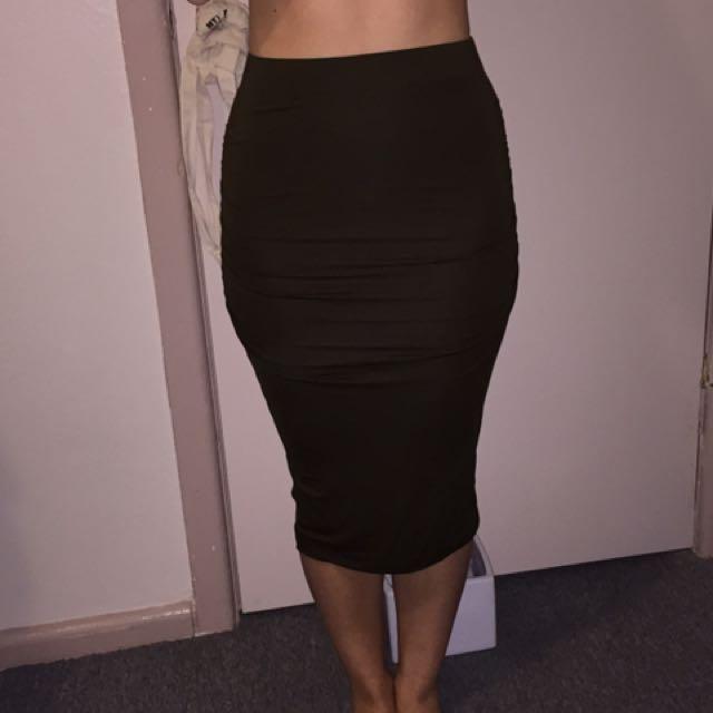 Bardot Skirt Size Small