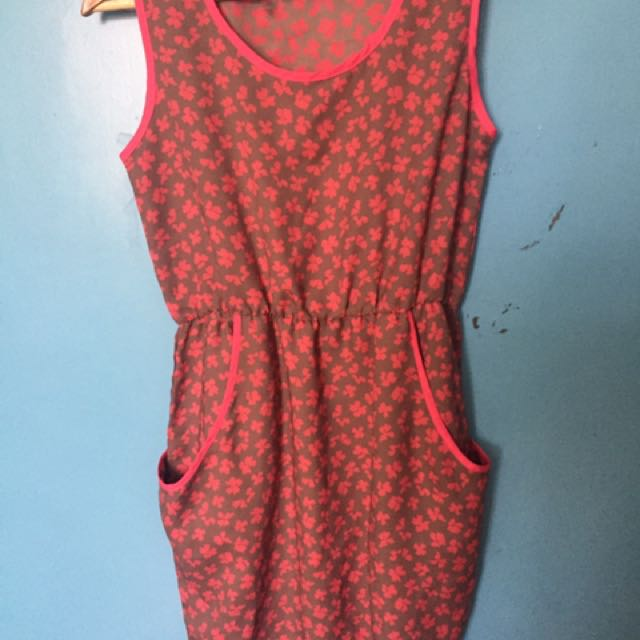 Bayo Sleeveless Dress