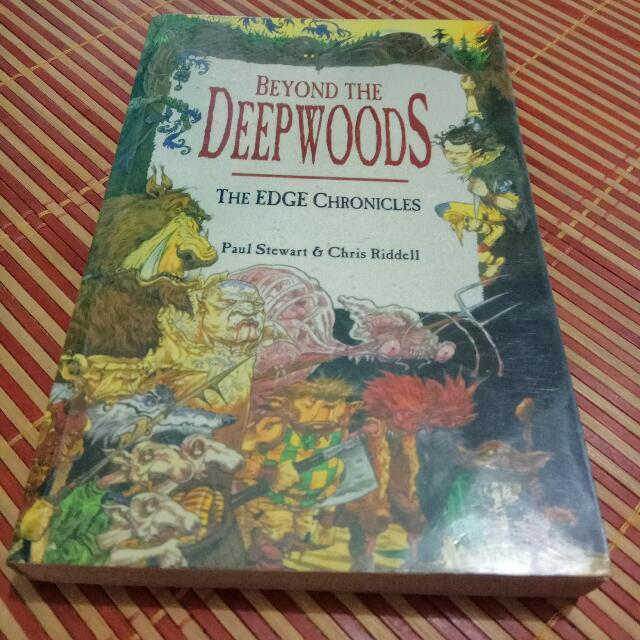 Beyond The Deepwoods