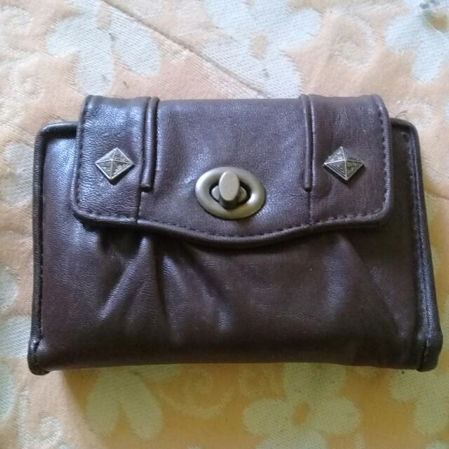 Bi-fold Short Wallet