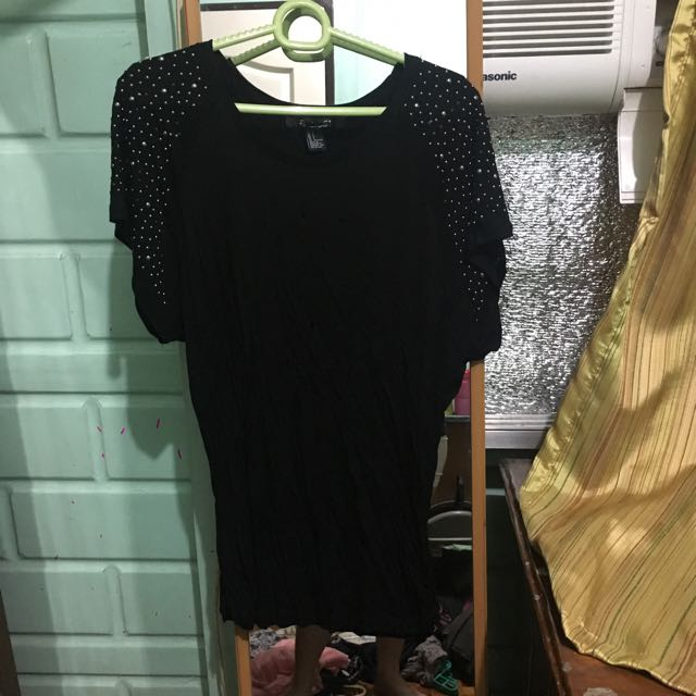 Black Blouse (small)