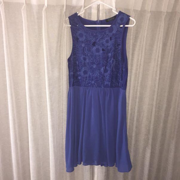 Blue Dress Size 14
