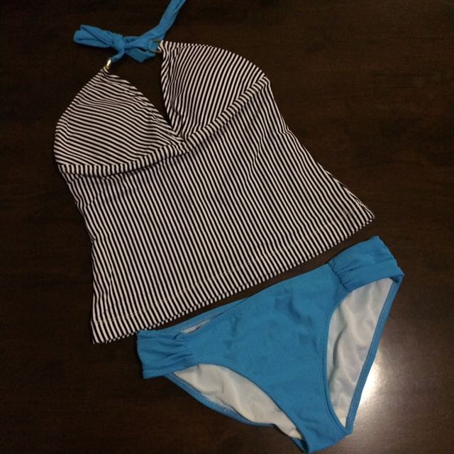 Blue Striped Swimmies