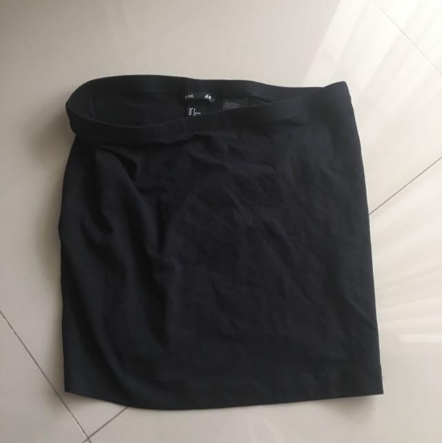Bodycon Skirt H&m