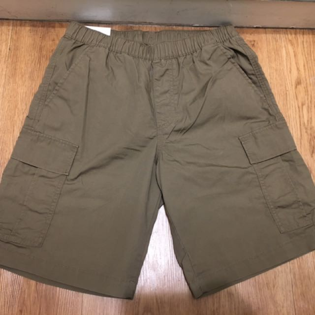 Brand New Uniqlo Cargo Shorts