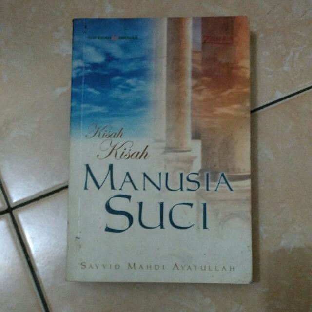 Buku Kisah Manusia Suci