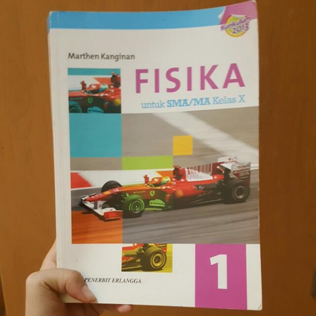 buku paket fisika K2013 marthen kanginan kelas 1 SMA