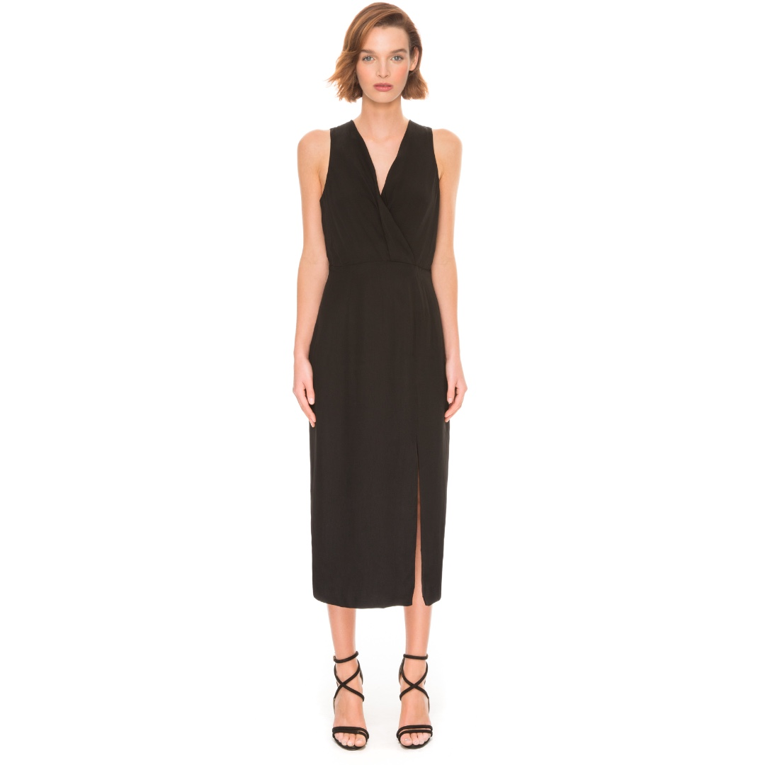 CAMEO COLLECTIVE Bedroom Wall Short Sleeve Dress - Black - Size Medium - Brand New with tags