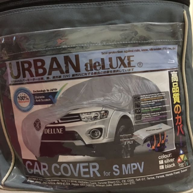 Car Cover Urban Deluxe