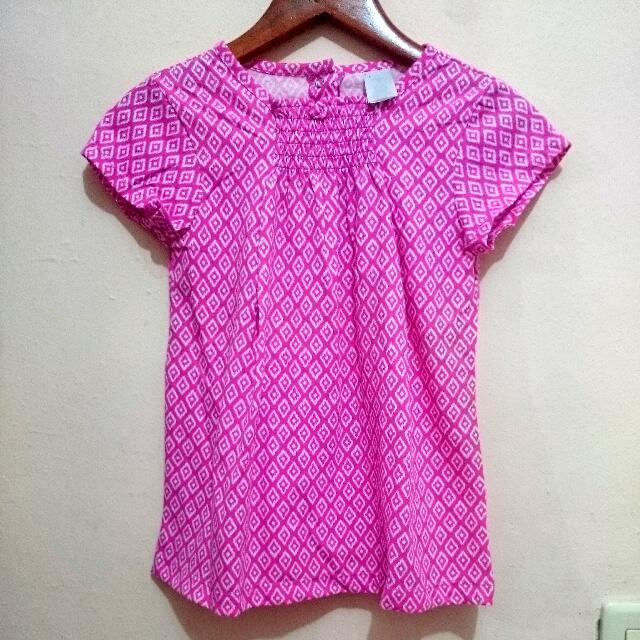 Carter Blouse,  Baju Anak Perempuan Carter