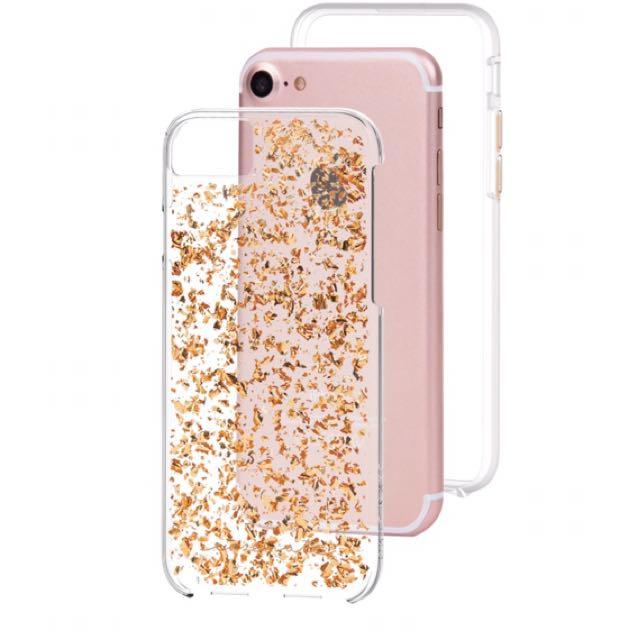 Case-Mate Rose Gold Karat Case for iPhone 6 or 6s