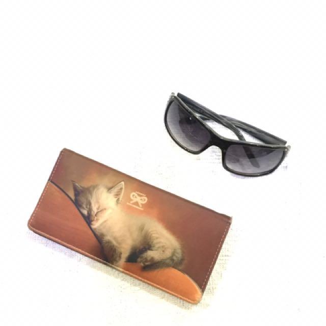 cat cute wallet