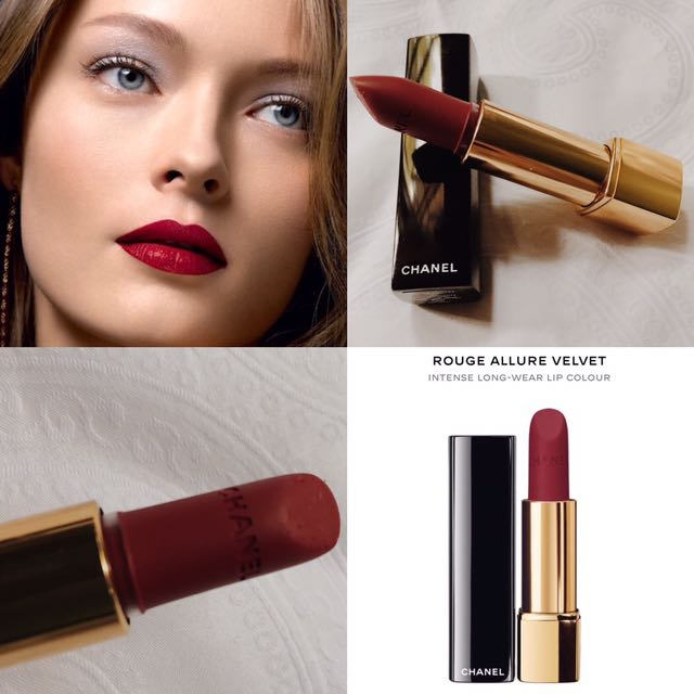 Chanel Rouge Allure Velvet #38 LA FACINANTE