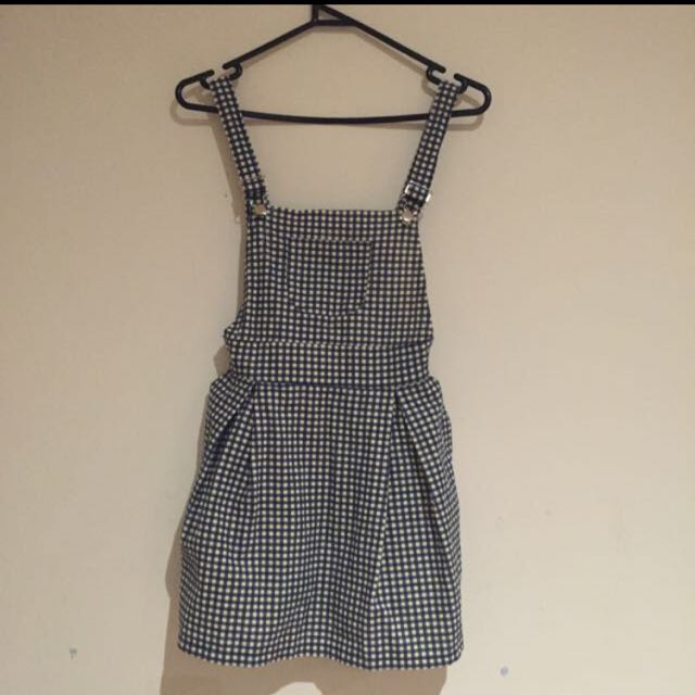 Checkered Playsuit