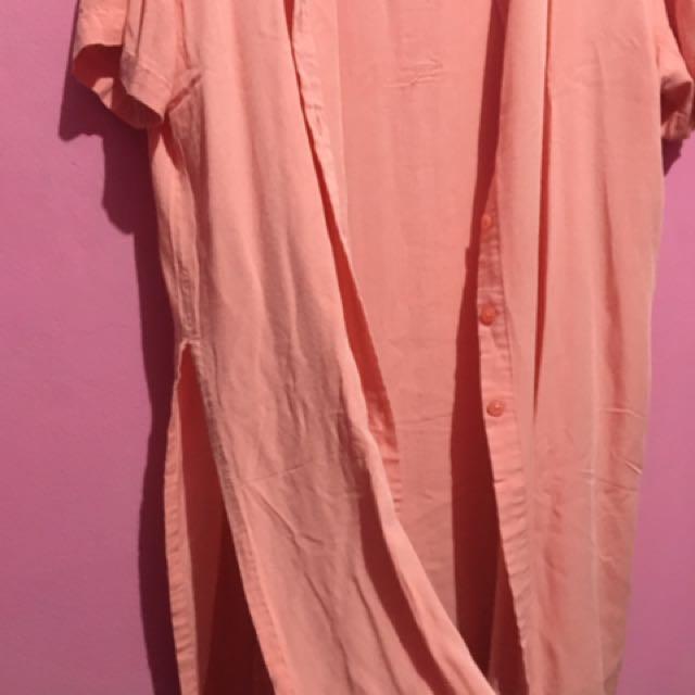 Colorbox Kemeja Panjang Pink