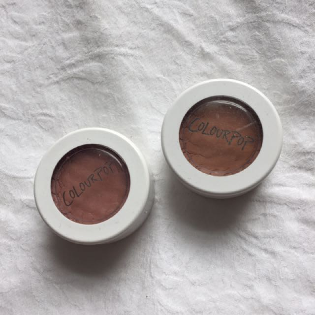 Colourpop Super Shock Eyeshadow