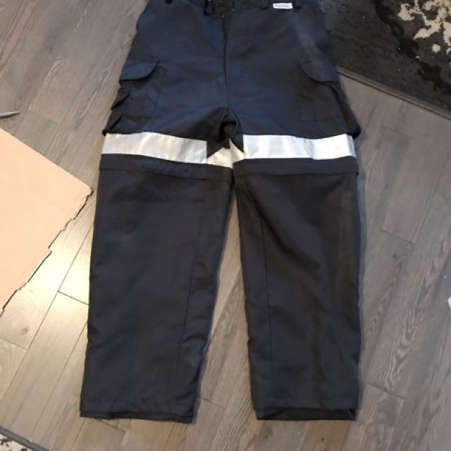 CoolWorks Zip Off Work Pants