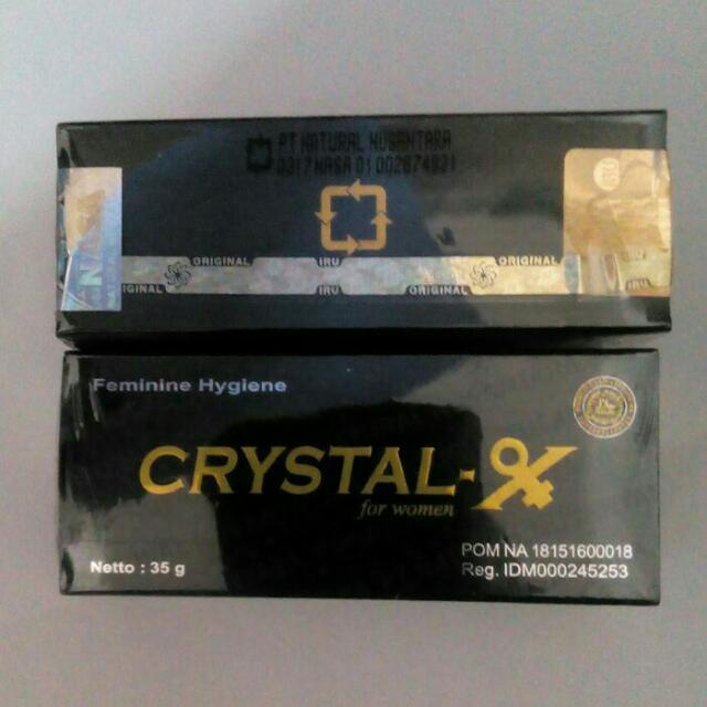 Crystal-X Original NASA