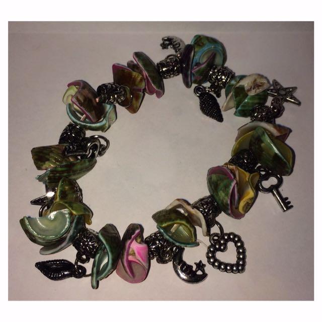 Cute Seashell Bracelet