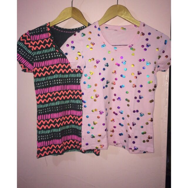 Cute Shirts 2 For 180