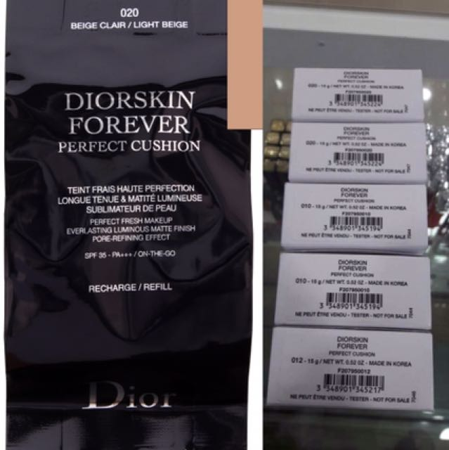 Diorskin Forever Perfect Cushion Refill