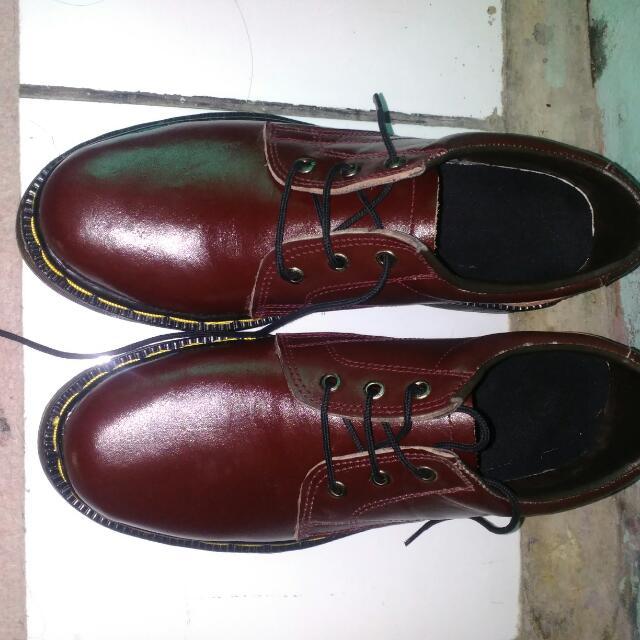 Sepatu Docmart Shoes (LOKAL)