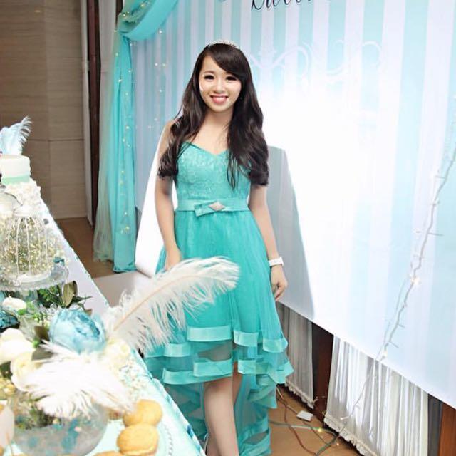 Dress sweet 17th