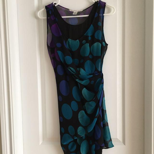 DVF Davilla Silk Dress