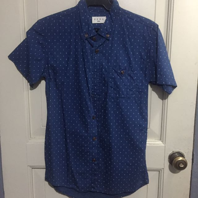 Ezra Button Down Shirt