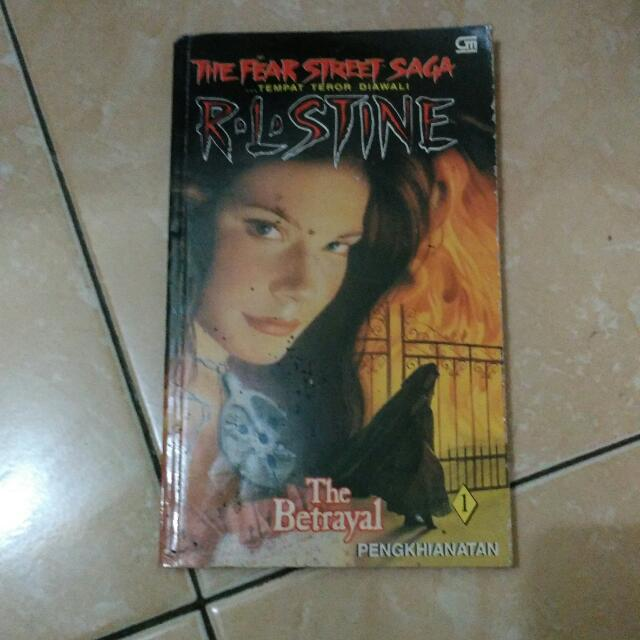 "Fear Street ""The Betrayel"""