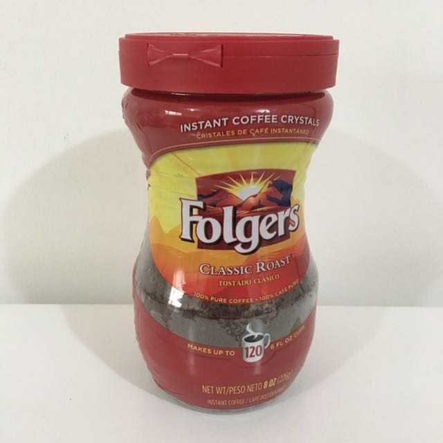 REPRICED FOLGERS COFFEE